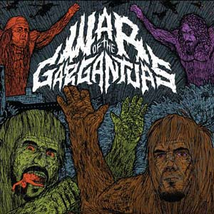 Philip H. Anselmo/Warbeast – War of the Gargantuas EP Review