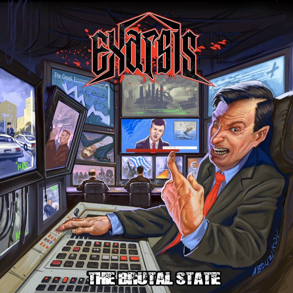 Exarsis – The Brutal State Review