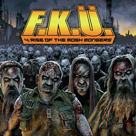 FKÜ – 4 – Rise of the Mosh Mongers Review