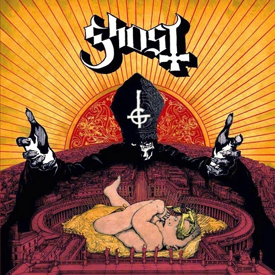 Ghost – Infestissumam Review