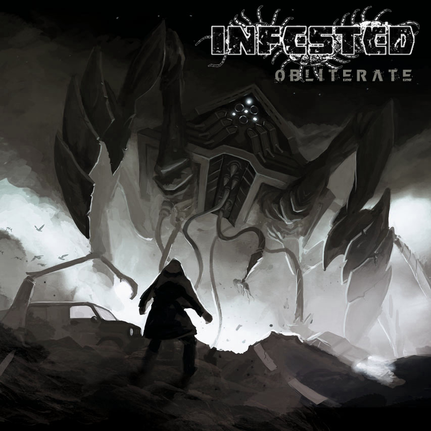 Angry Metal Guy's Unsigned Band Rodeo: Infested – Obliterate