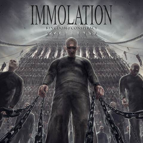 Immolation – Kingdom of Conspiracy Review