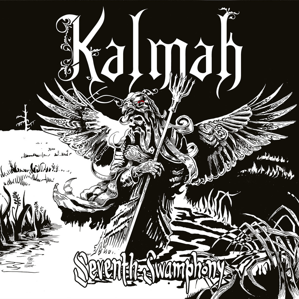 Kalmah - Seventh Swamphony Review