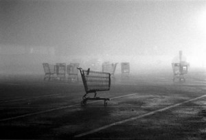 Runaway-Shopping-Cart