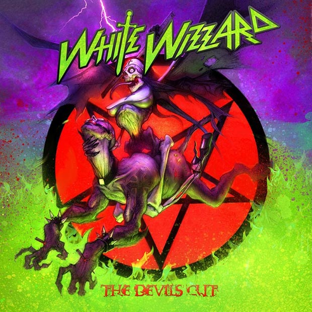 White Wizzard - The Devil's Cut Review
