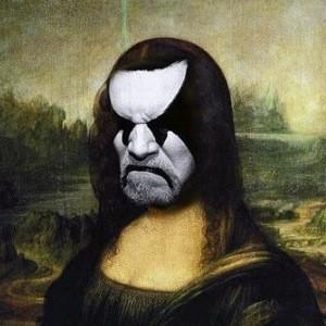 Angry Metal Lisa