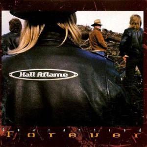 Hall Aflame