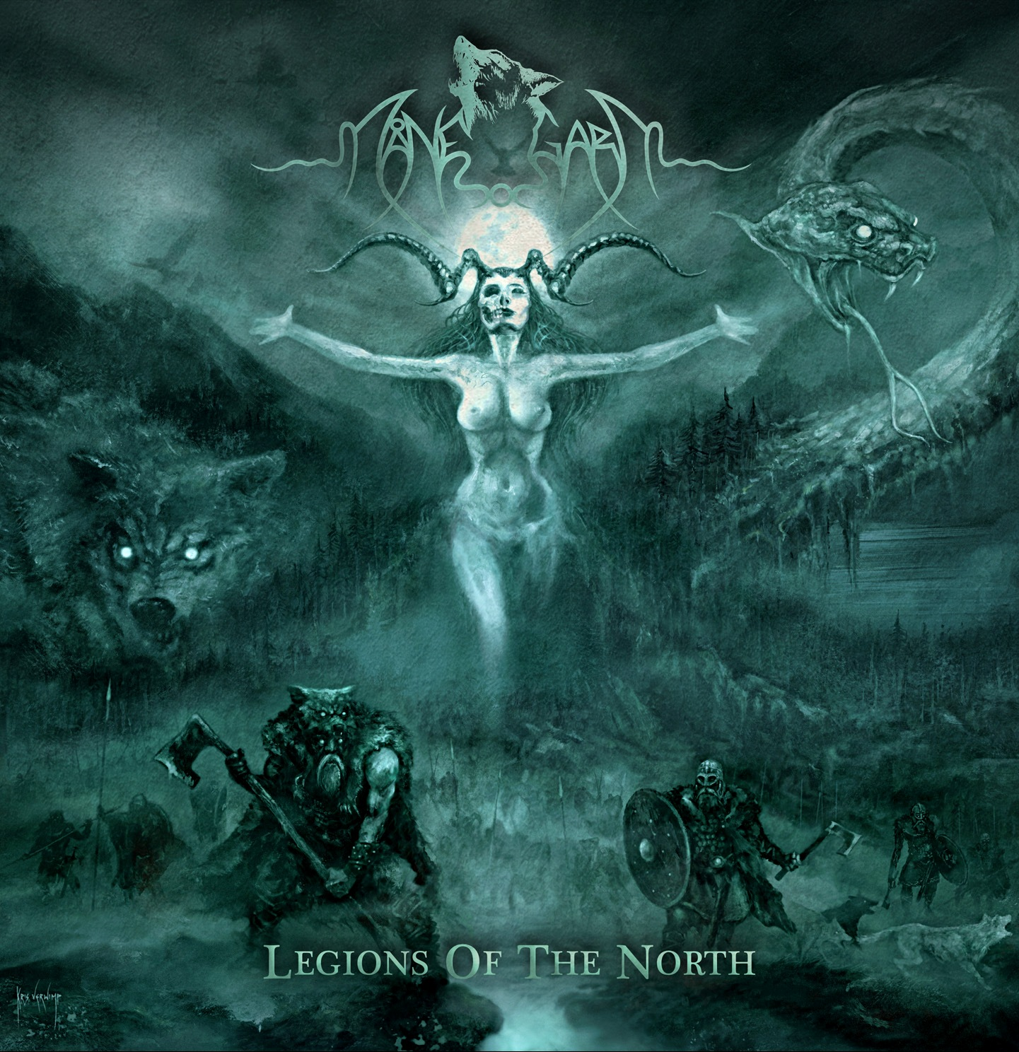 Månegarm – Legions of the North Review