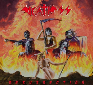 Death SS – Resurrection