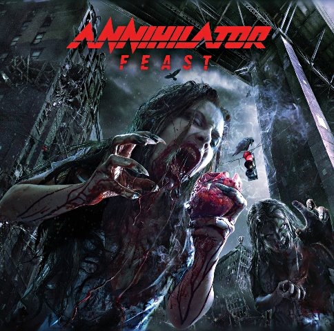 Annihilator – Feast Review