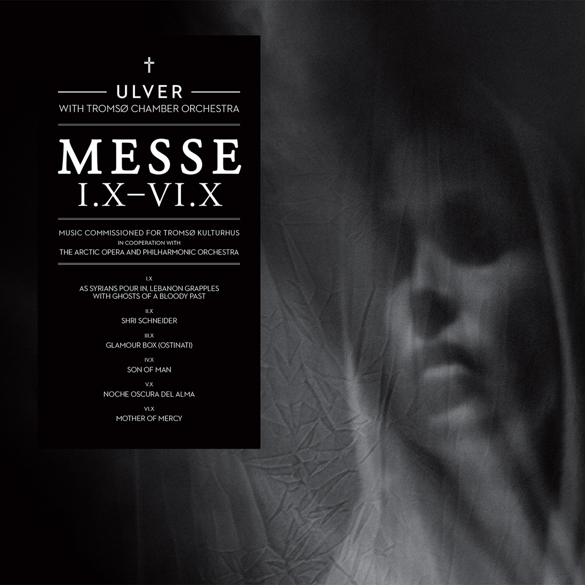 Ulver – Messe I.X-VI.X Released Today