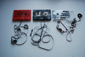 The Cassette in all its glory