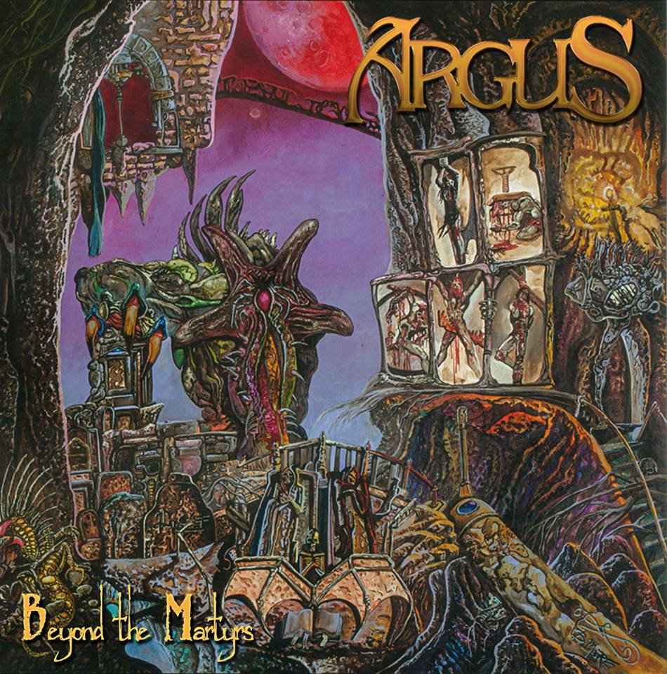 Argus – Beyond the Martyrs Review