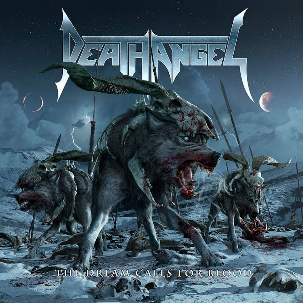 Death Angel – The Dream Calls for Blood Review
