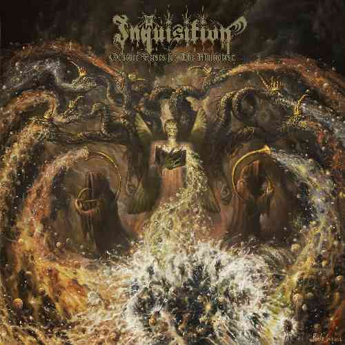 Inquisition – Obscure Verses for the Multiverse Review