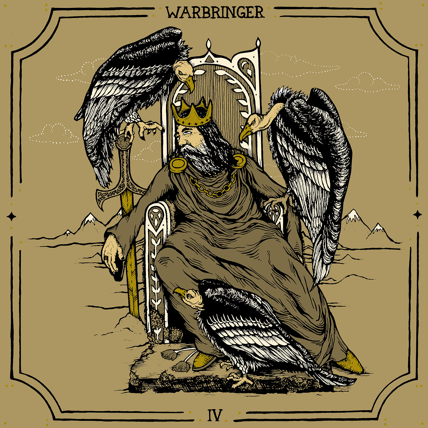 Warbringer – IV: Empires Collapse Review
