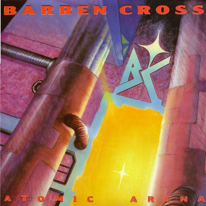 Retro-Spective Review: Barren Cross – Atomic Arena