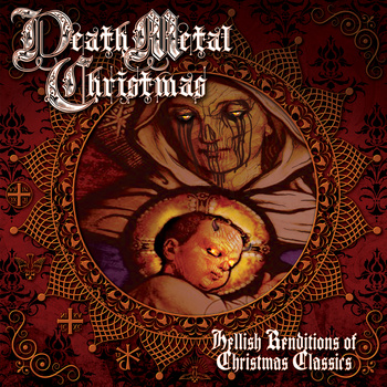 J.J. Hrubovcak – Death Metal Christmas (Hellish Renditions of Christmas Classics) Review