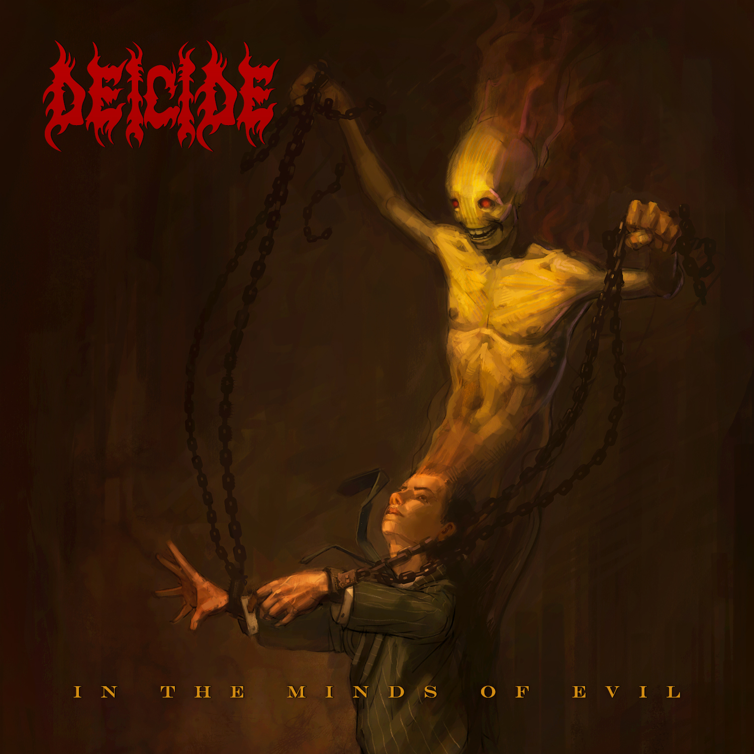 Deicide – In the Minds of Evil Review