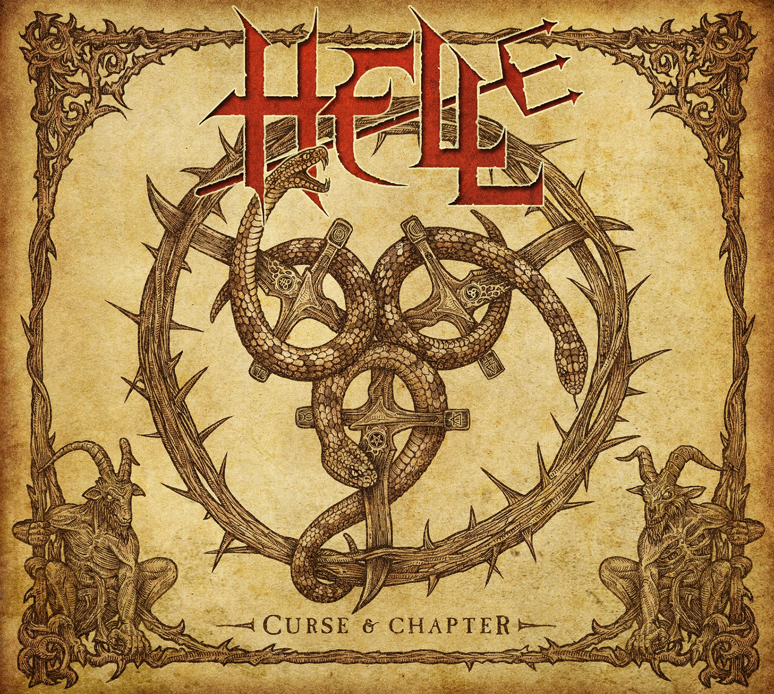 Hell – Curse and Chapter Review
