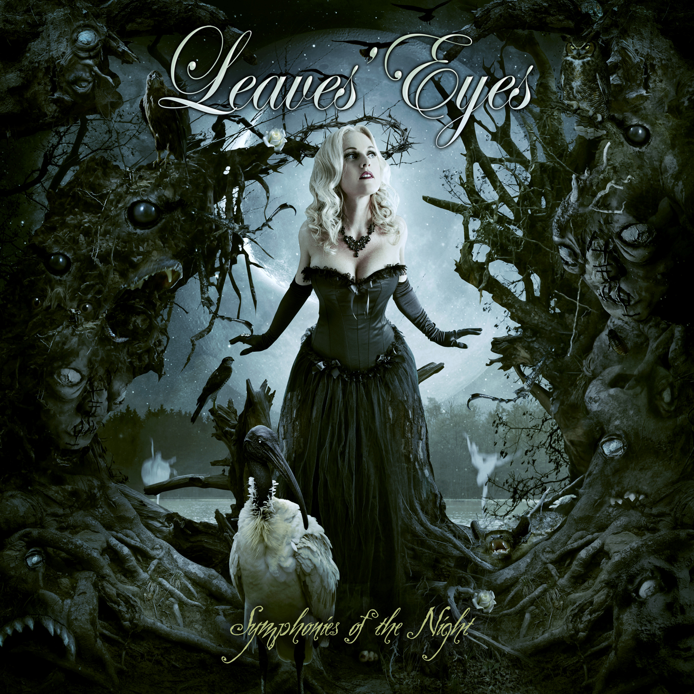 Leaves' Eyes – Symphonies of the Night Review