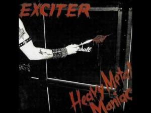 Exciter_heavy metal maniac