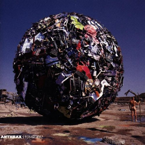 '90s Metal Weirdness: Anthrax – Stomp 442