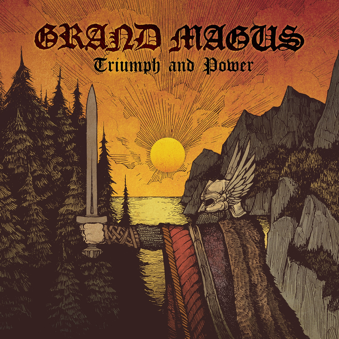 Grand Magus – Triumph and Power Review