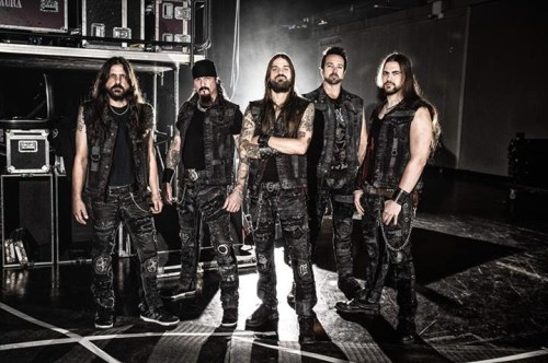 Iced Earth 2014