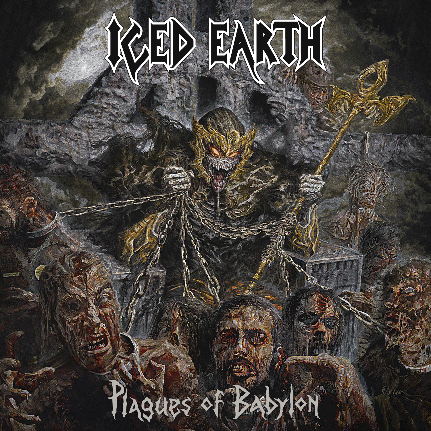 Iced Earth – Plagues of Babylon Review