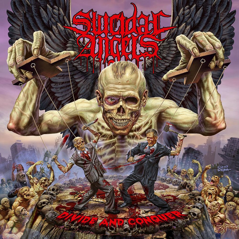 Suicidal Angels – Divide and Conquer Review