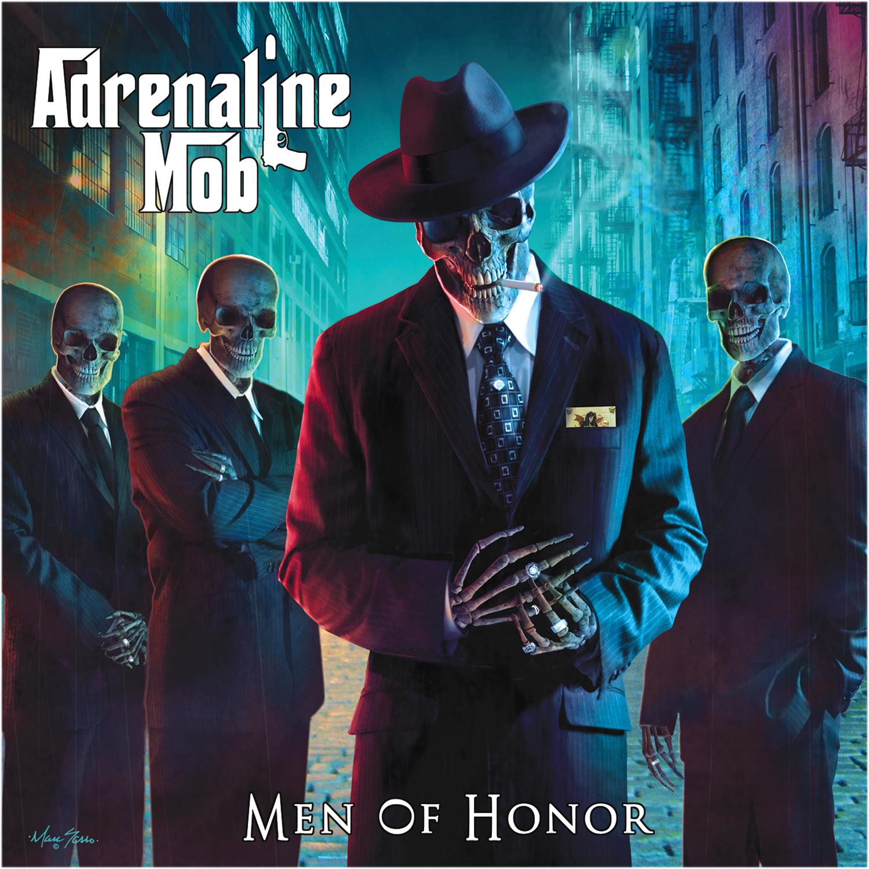 Adrenaline Mob – Men of Honor Review