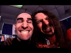Anthrax and Dimebag