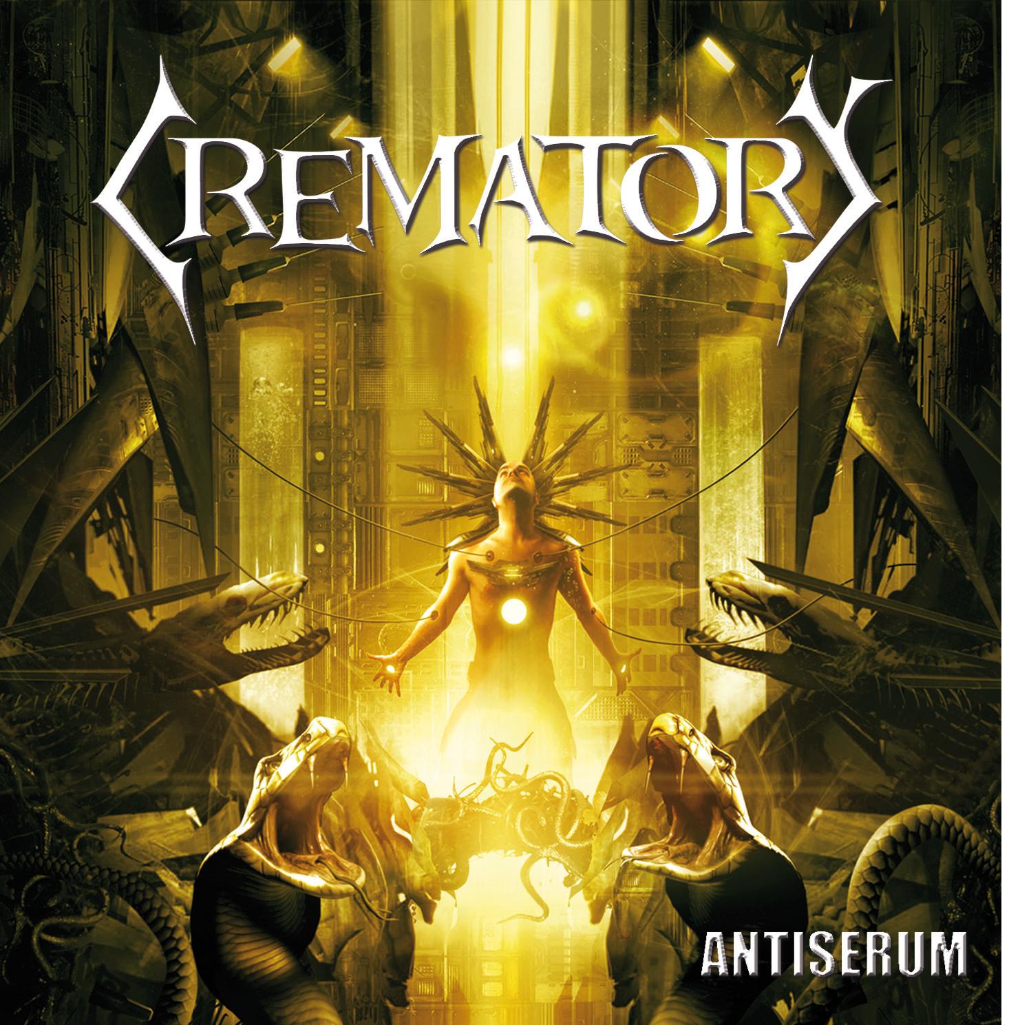 Crematory – Antiserum Review