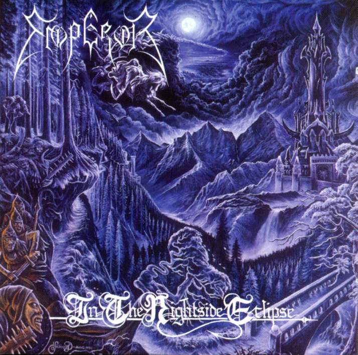 Retro-spective Review: Emperor – In The Nightside Eclipse