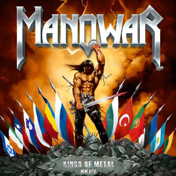 The Blight of Re-Recordings: Manowar, Flotsam & Jetsam, Do-Overs and Resting on One's Laurels