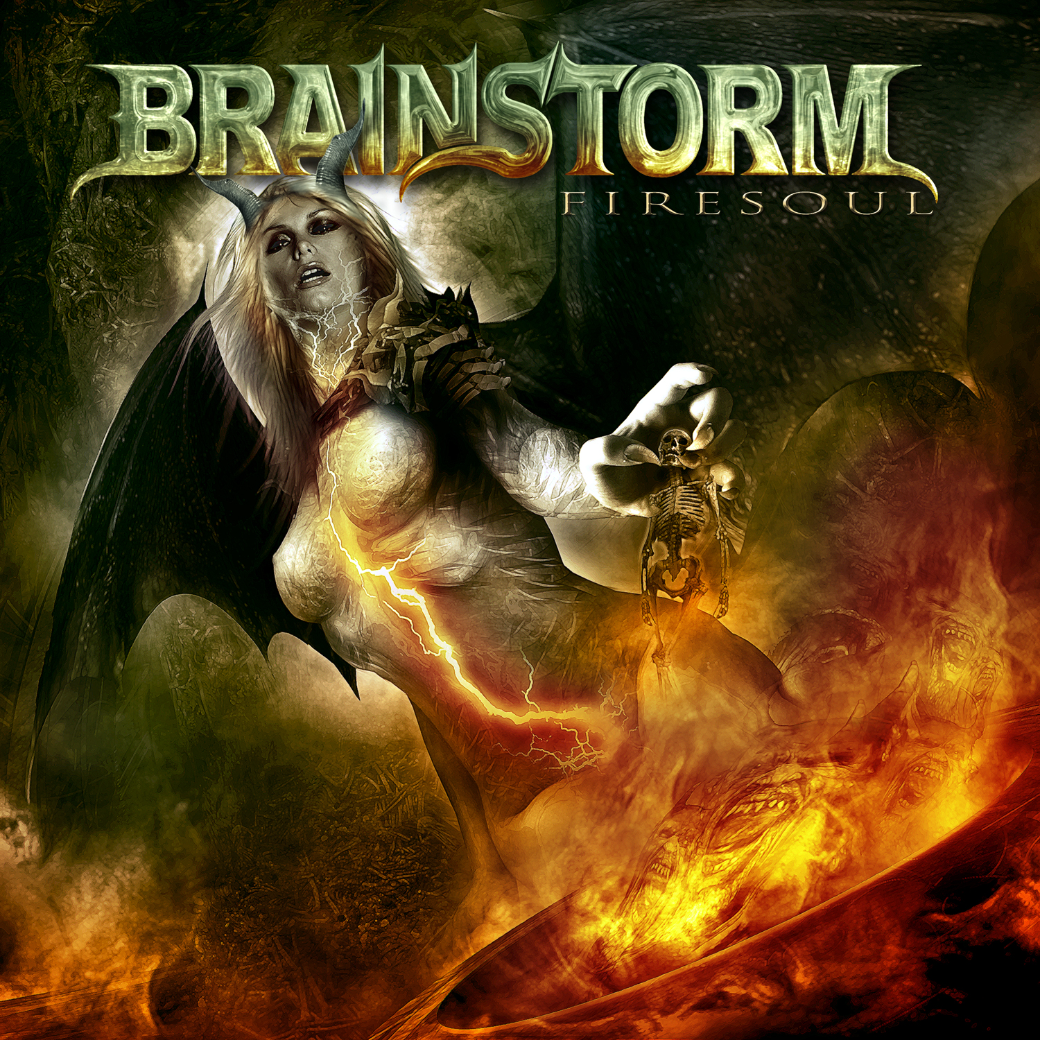 Brainstorm – Firesoul Review