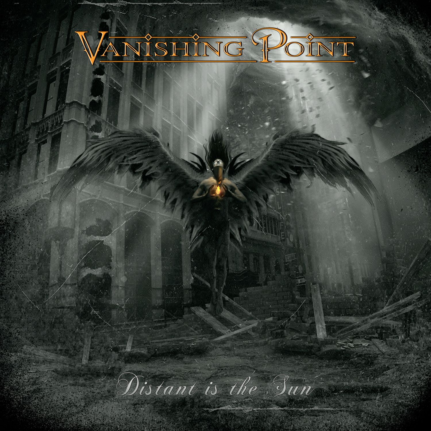 Vanishing Point – Distant is the Sun Review