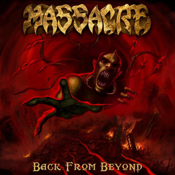 Massacre – Back From Beyond Review