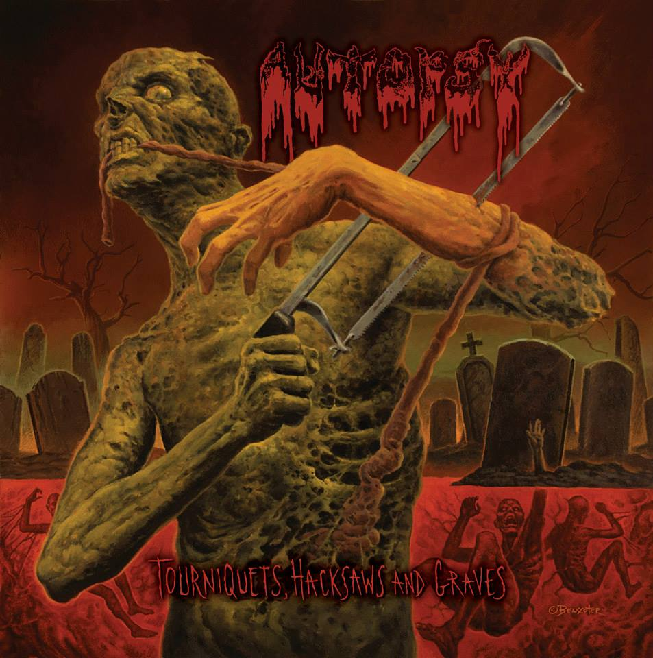 Autopsy – Tourniquets Hacksaws and Graves Review
