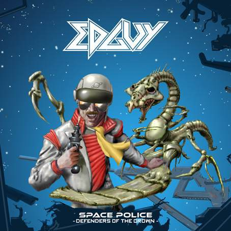 Edguy – Space Police: Defenders of the Crown Review