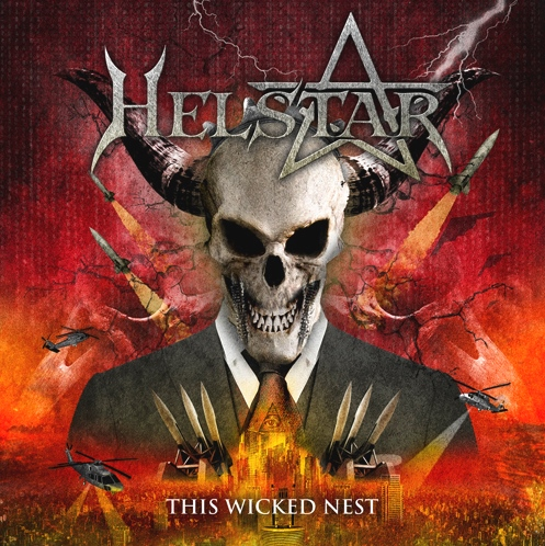 Helstar – The Wicked Nest Review