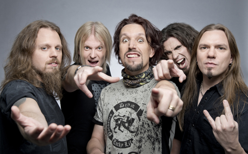 Sonata Arctica's Top 5 Awkward and Unintentional Successes
