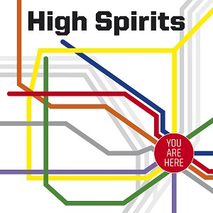 High Spirits – You Are Here Review