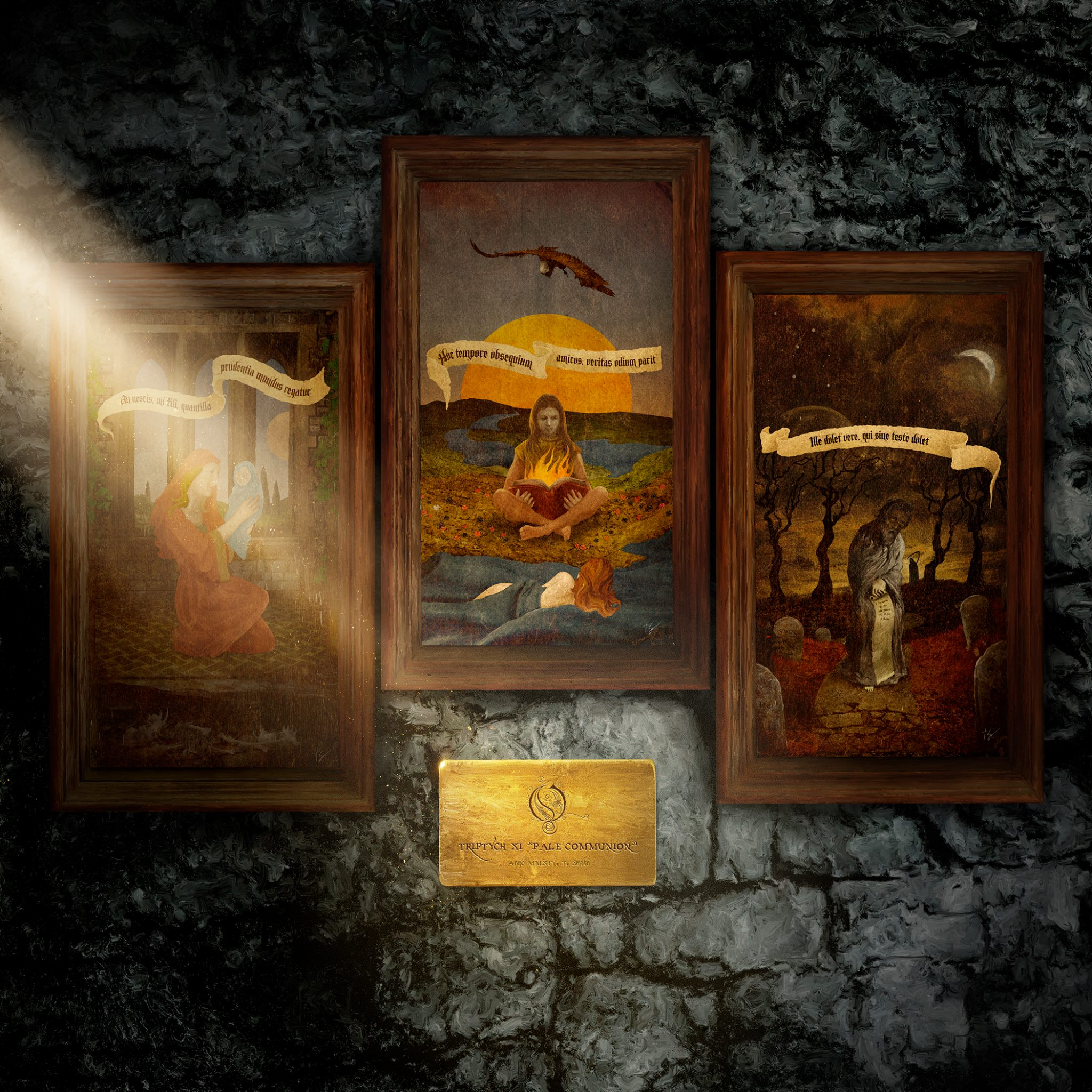 "Opeth – New Track ""Cusp of Eternity"" and Pale Communion Art"
