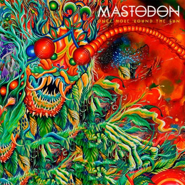 Mastodon – Once More 'Round the Sun Review