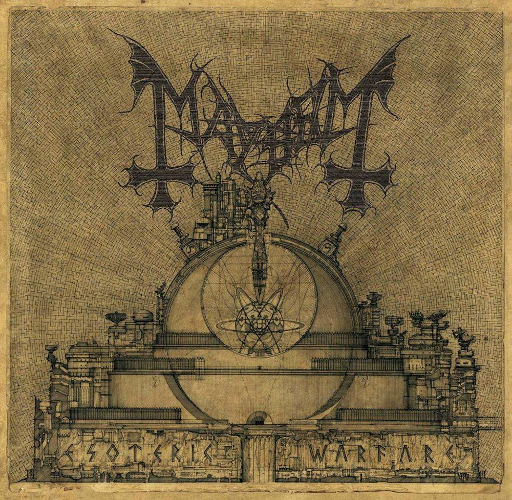 Mayhem – Esoteric Warfare Review