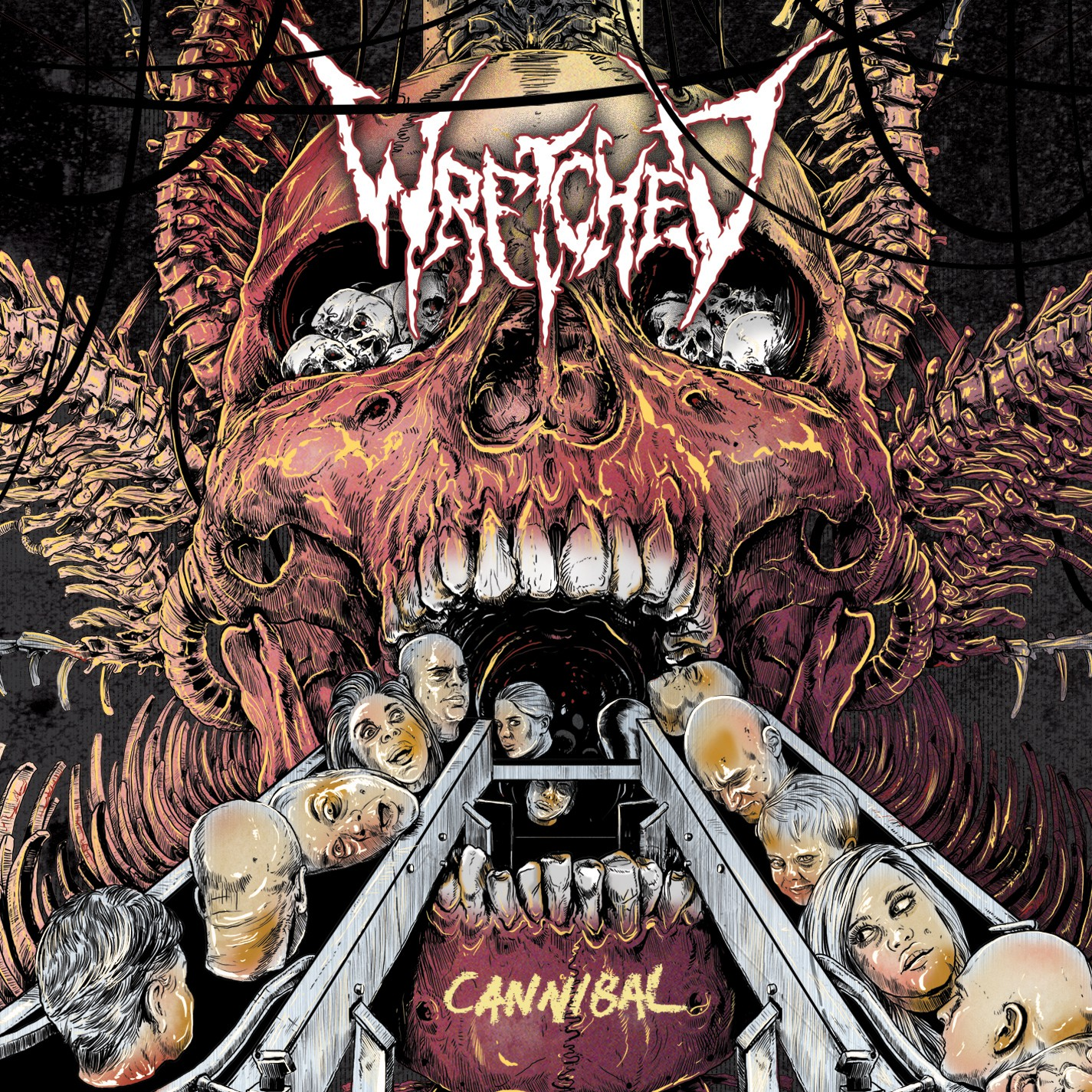 Wretched – Cannibal Review