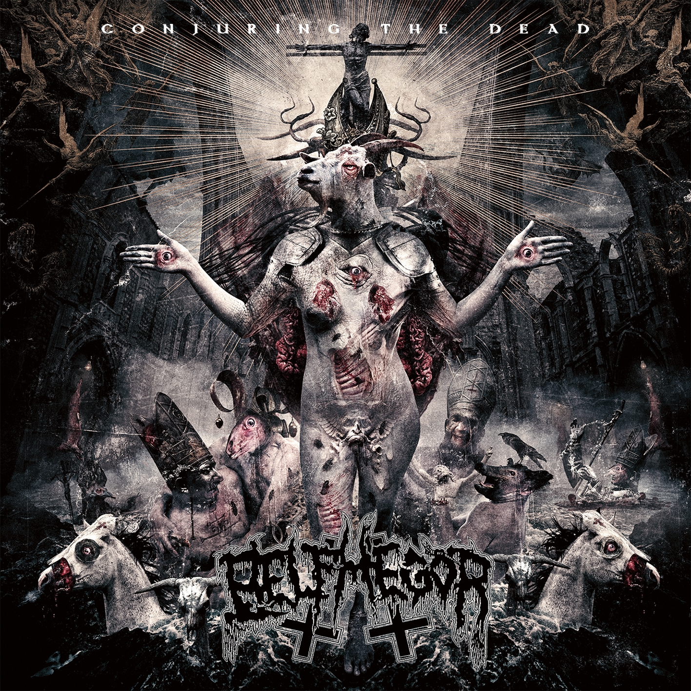 Belphegor – Conjuring the Dead Review