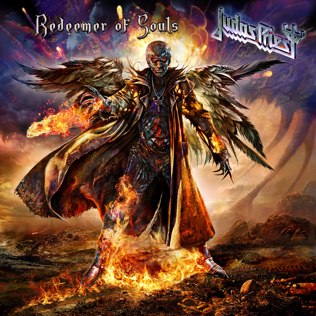 Judas Priest – Redeemer of Souls Review